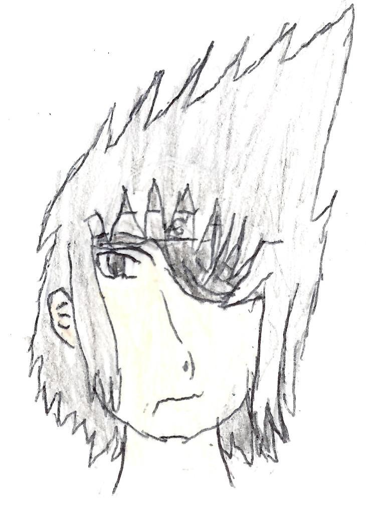 Kakashi-sensei! (No Mask + speed draw!) by jayfeatherfan99