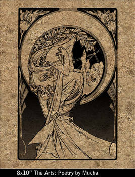 The Arts: Poetry by Mucha