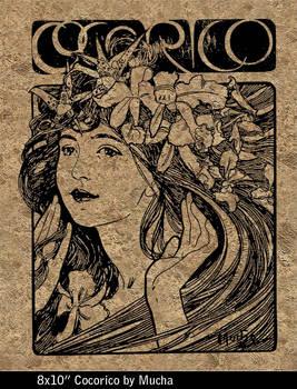 Cocorico by Mucha