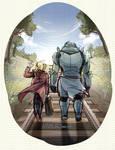 FMA: Journey (WIP)