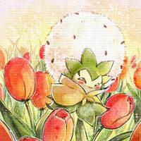 Flower Friend by DesignsBySloan