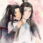 mdzs: Drunk on You