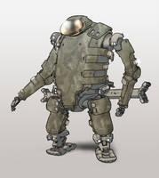 Grunt Bot by dfacto
