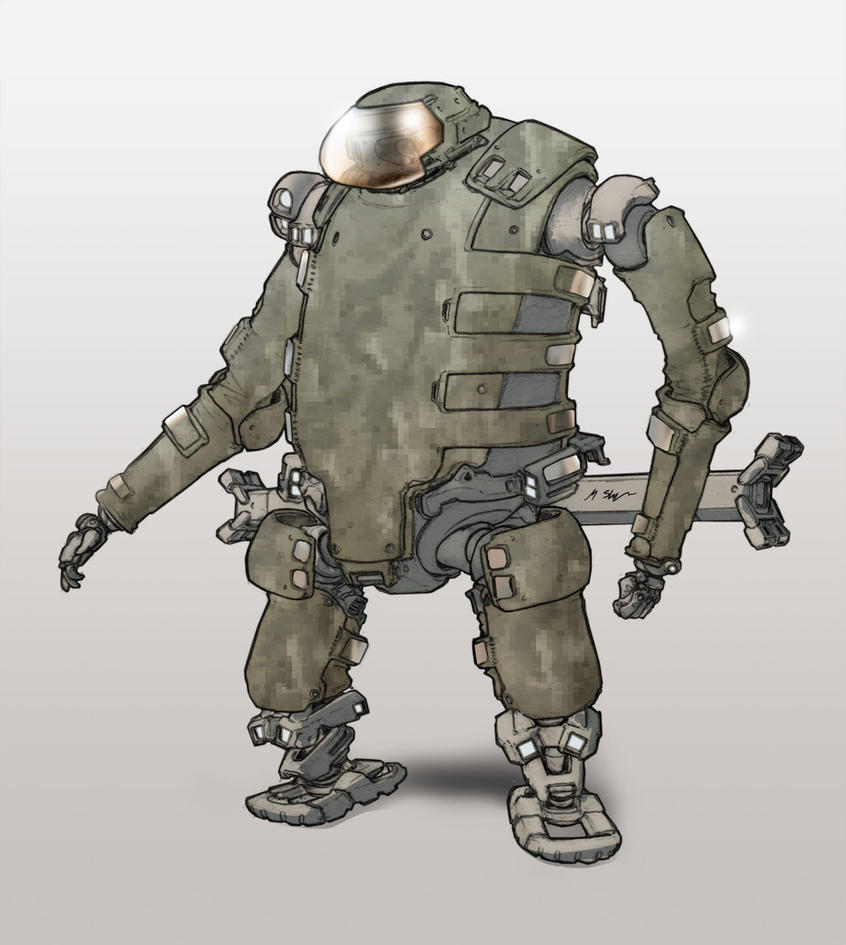 Grunt Bot by dfacto