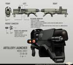Artillery Launcher