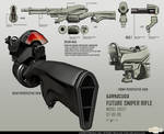 Barracuda Sniper Rifle