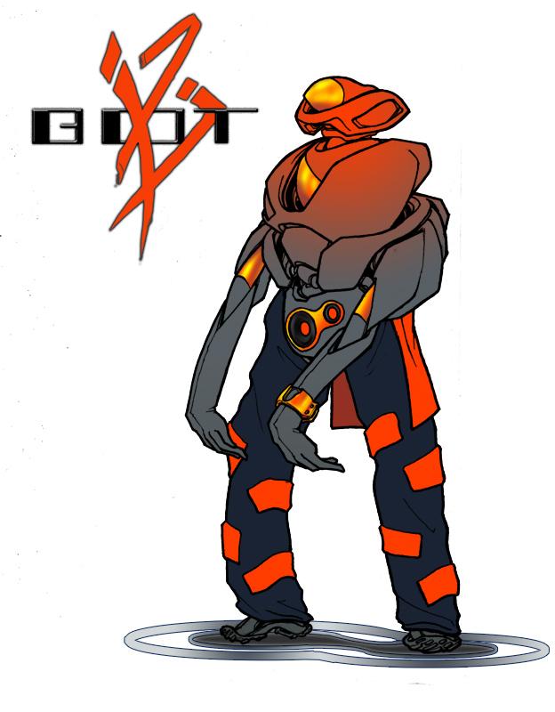 B-bot by dfacto
