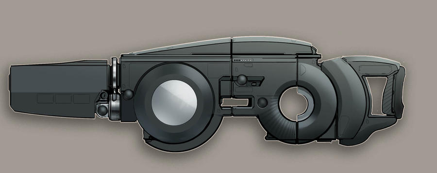 Centrifuge Carbine by dfacto