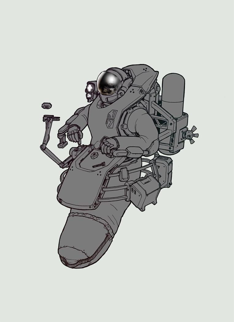 Astro Junkie by dfacto