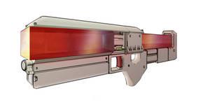 Ruby Rifle
