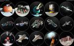 Armada TCG Compilation 2