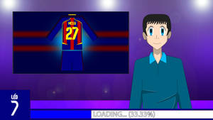 Happy Birthday, Messi! by IlleCapello