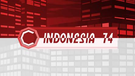 Indonesia 74