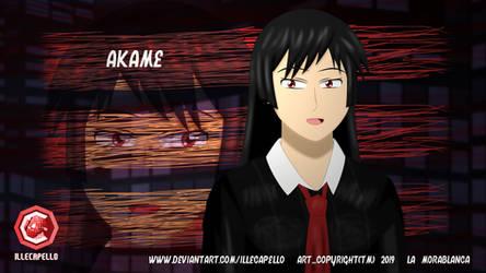 Akame Yet Again