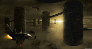 Dark City by alexandreev