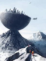 Edge city by alexandreev