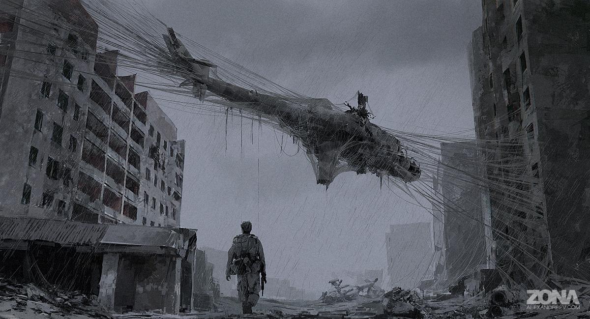 STYX DEVASTATES THE COASTAL CITIES. Alex Andreev