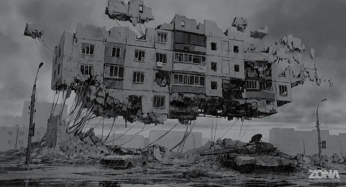 ZONA (04) by alexandreev