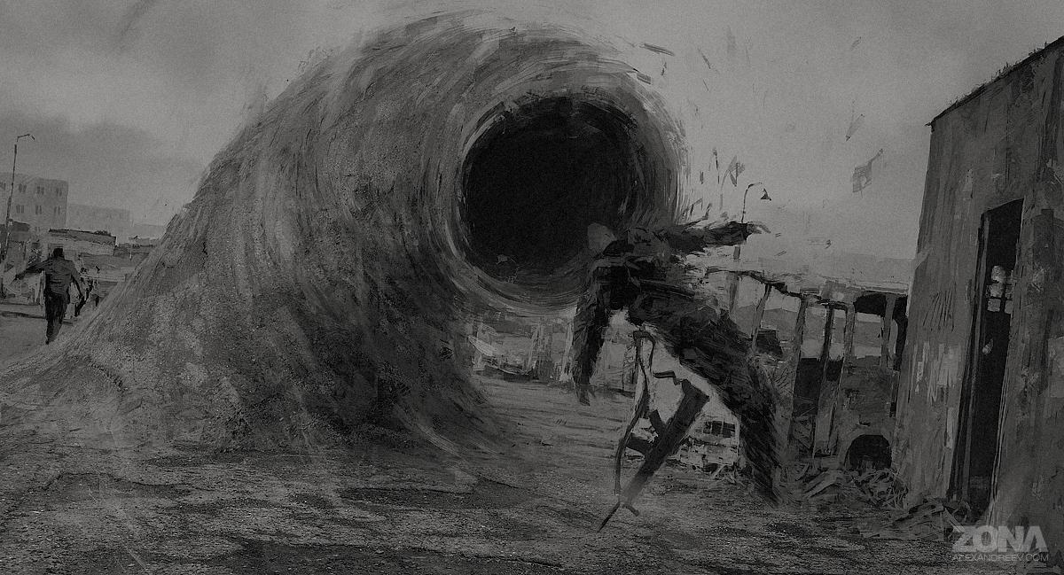 ZONA (08) by alexandreev