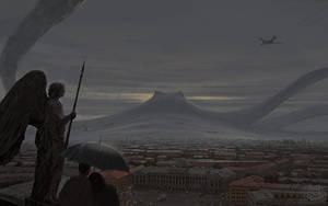 City P. Awakening by alexandreev
