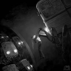 Passenger by alexandreev