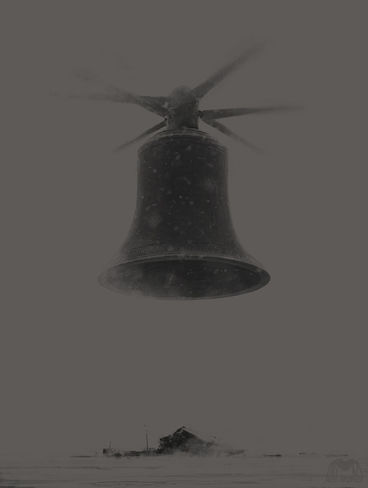 Bell by alexandreev