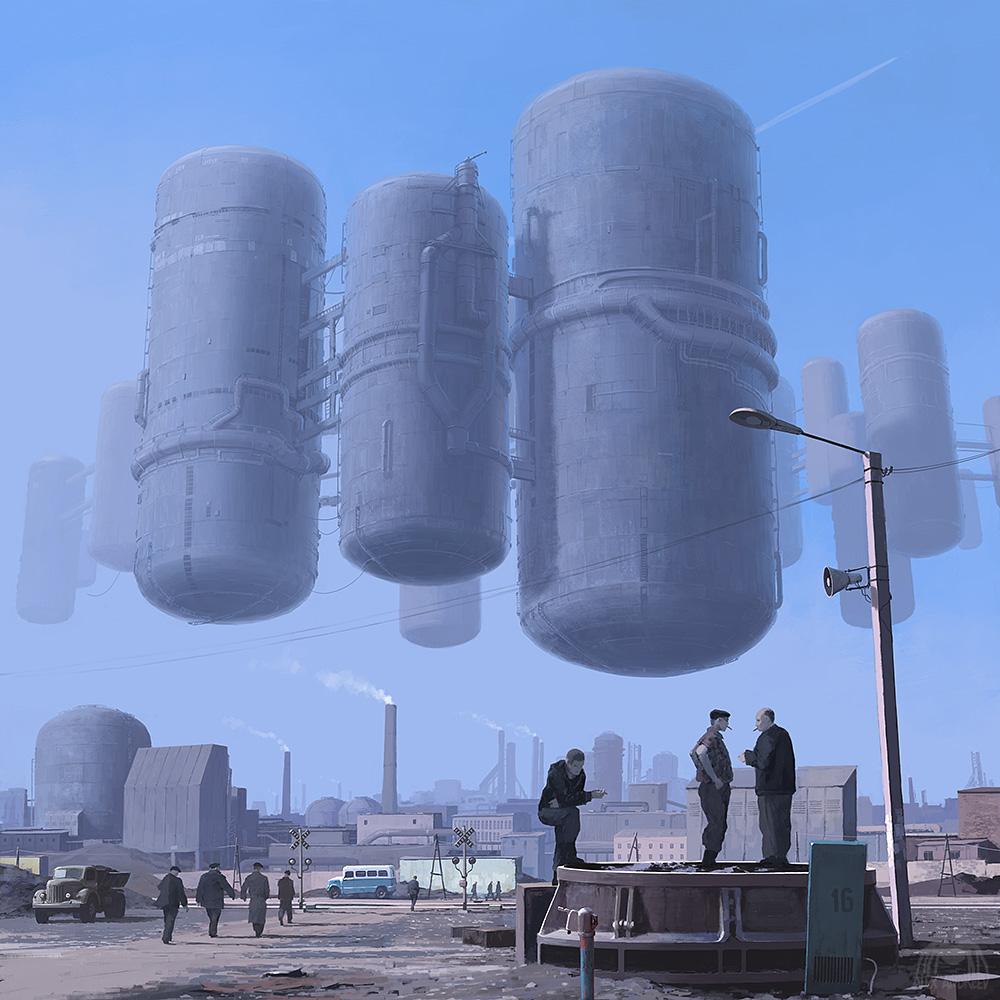 Clouds by alexandreev