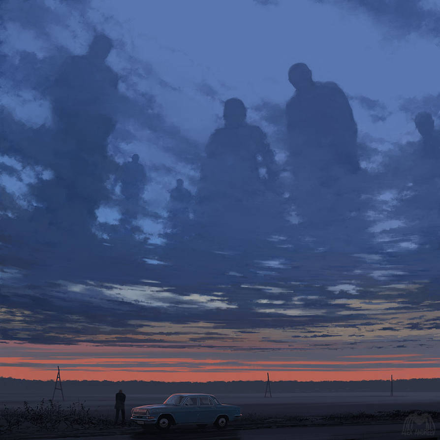 Surveillance by alexandreev