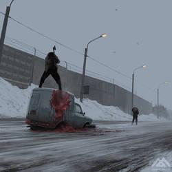 Moscow-Leningrad