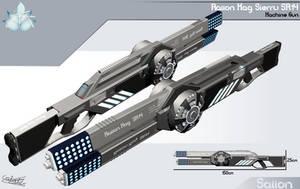 Raiion Mag SR14 by Calates