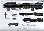 ULC Fleet Size Comparison