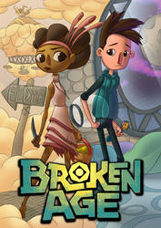 Broken Age by scribblepit