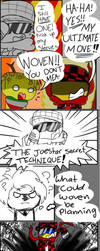 Is ThAt A JoJo ReFerAnCe?!?!? by WovenRazor