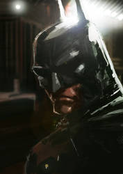 batman by Eliaskhasho