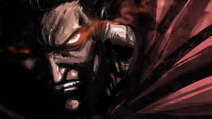 superman eyes by Eliaskhasho