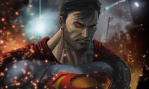Superman by Eliaskhasho