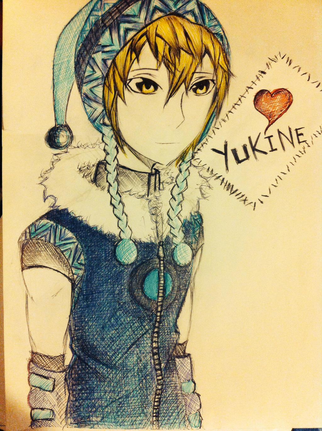 Yukine by EvolutionOfTradition