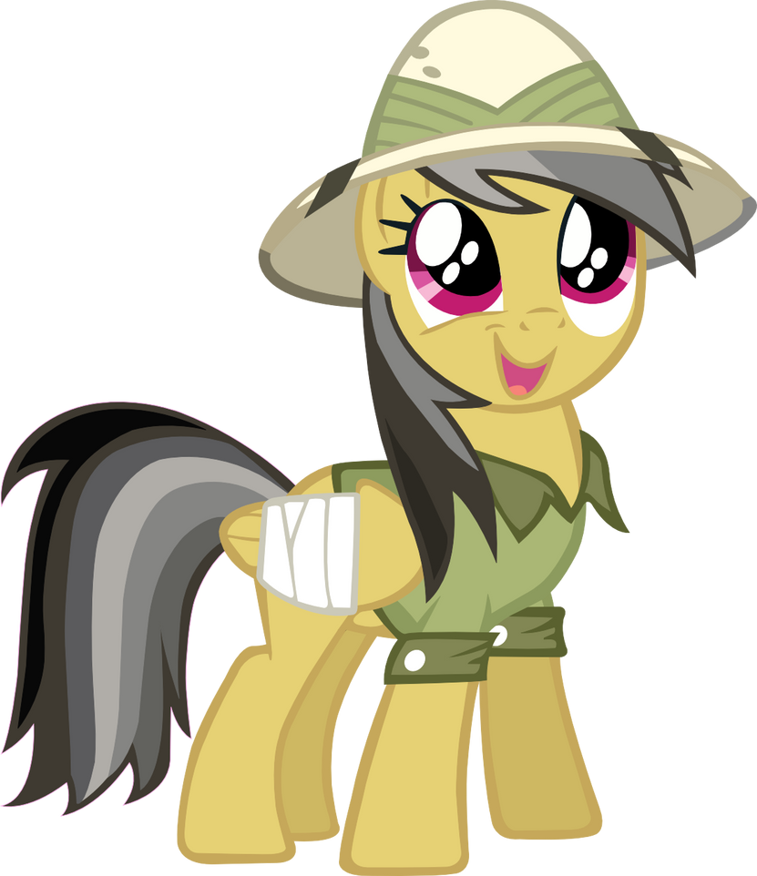 Daring Do Vector by ~ArtPwny on deviantART