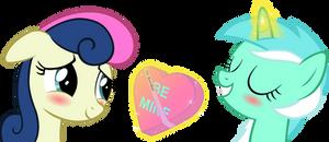 Happy Hearts and Hooves Day, Bonbon!