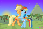 Happy Hearts 'n Hooves Day, Dashie