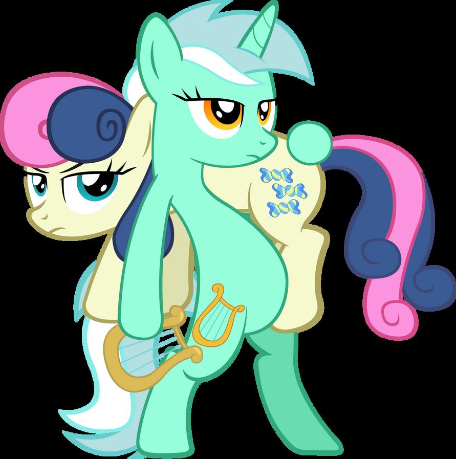 Epic Lyra by ArtPwny