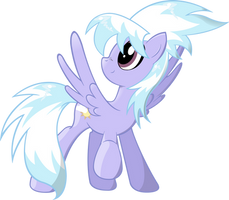 Cloudchaser Vector by ArtPwny