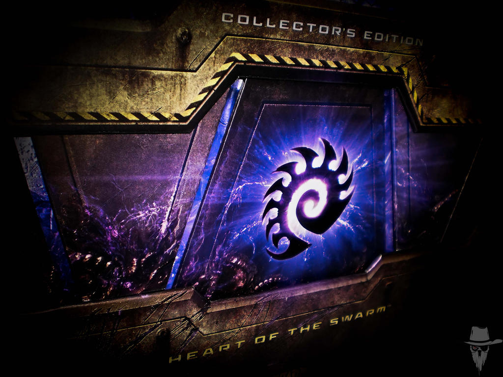 Heart of the Swarm Collector's I by teratini