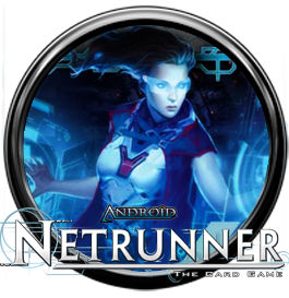 Netrunner LCG Icon by teratini