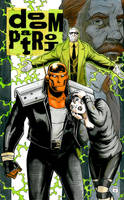 Doom Patrol commish by rhomzombus