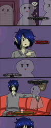 Stay with me page 22 (Fiolee comic) by MalejagutiTheCat