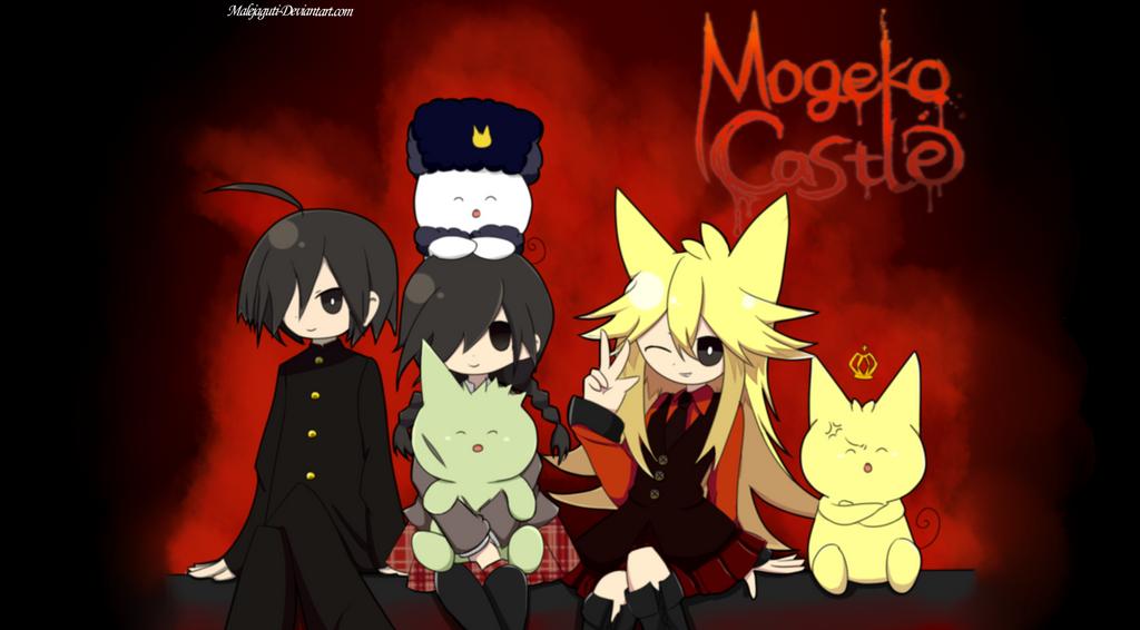 Mogeko castle скачать игру на русском через торрент