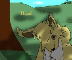 Hazel by Squirrelfang2