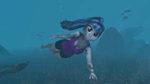 Bottom of the sea SFW version