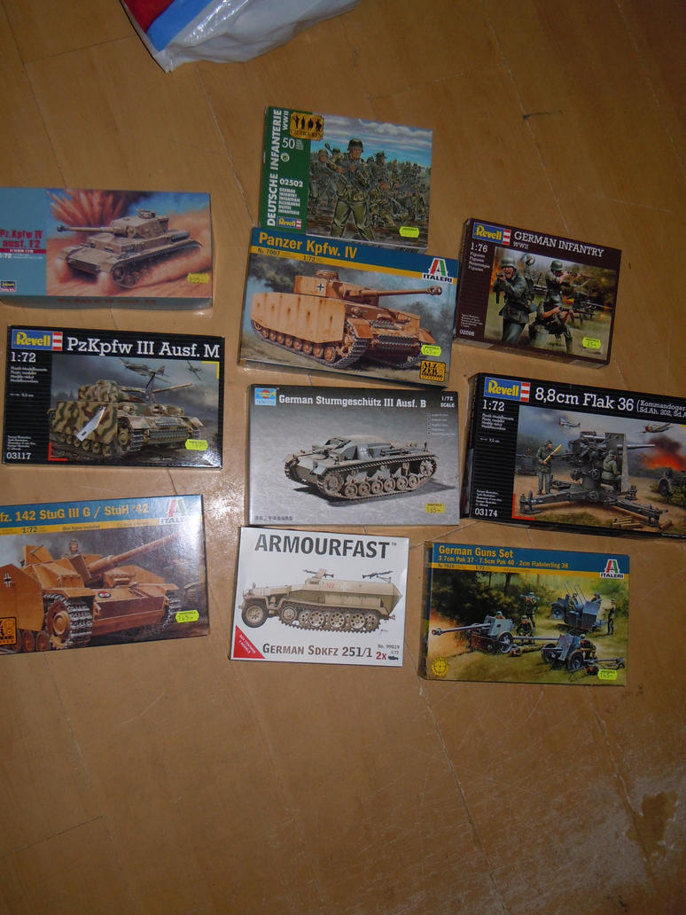 Panzer Army by warrior1944